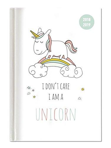 diario scolastico unicorno