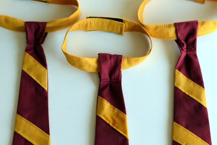 costume hermione cravatta
