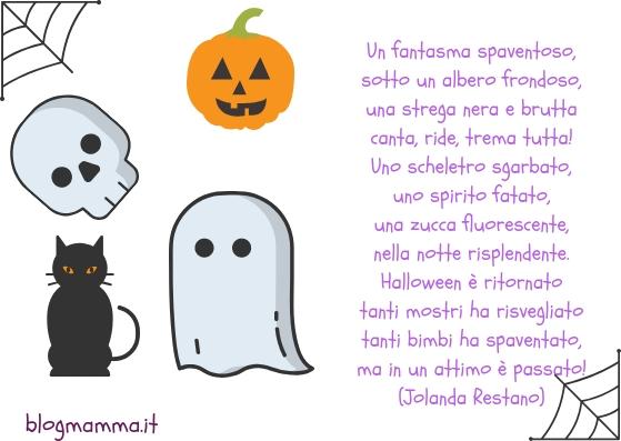 Filastrocche di Halloween in italiano e in inglese dda934feb208