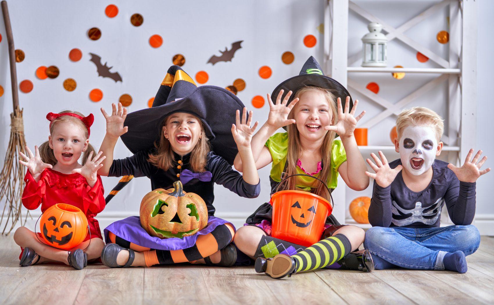 Ricerca Halloween In Inglese.Filastrocche Di Halloween In Italiano E In Inglese