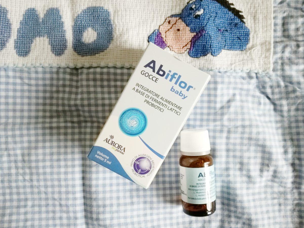 abiflor baby probiotico