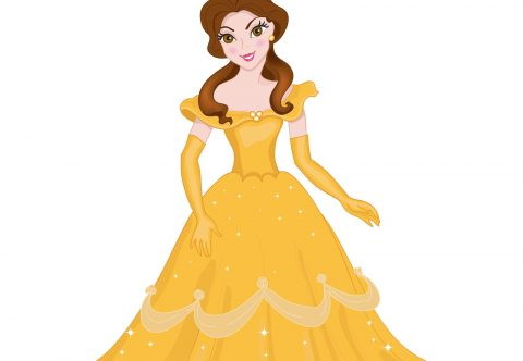 costume bella principessa disney fai da te