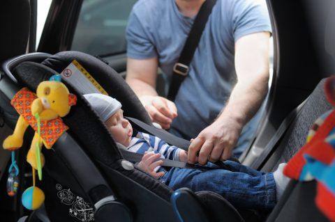 neonato in ovetto auto, fino a quanti mesi?