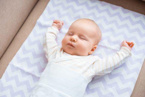 Dormire un neonato