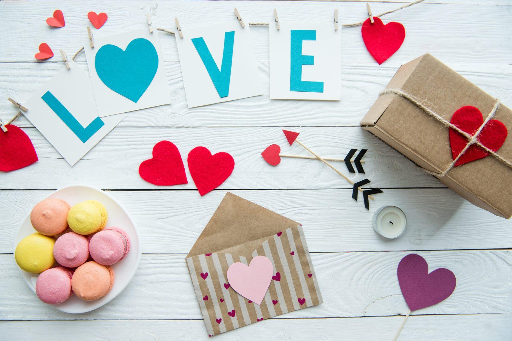 Quadretti Fai Da Te lavoretti per san valentino fai da te facili e bellissimi