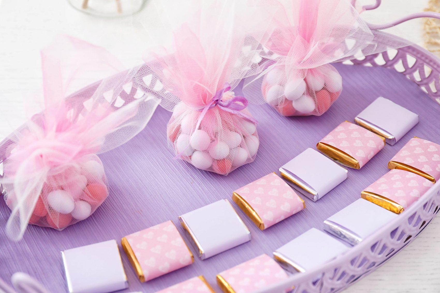 Alternative ai confetti per le bomboniere