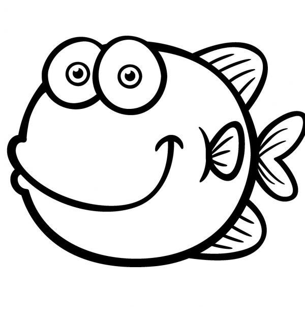 Disegni Di Pesci Da Stampare E Colorare.Pesce D Aprile Da Colorare Stampare Condividere Anche Su