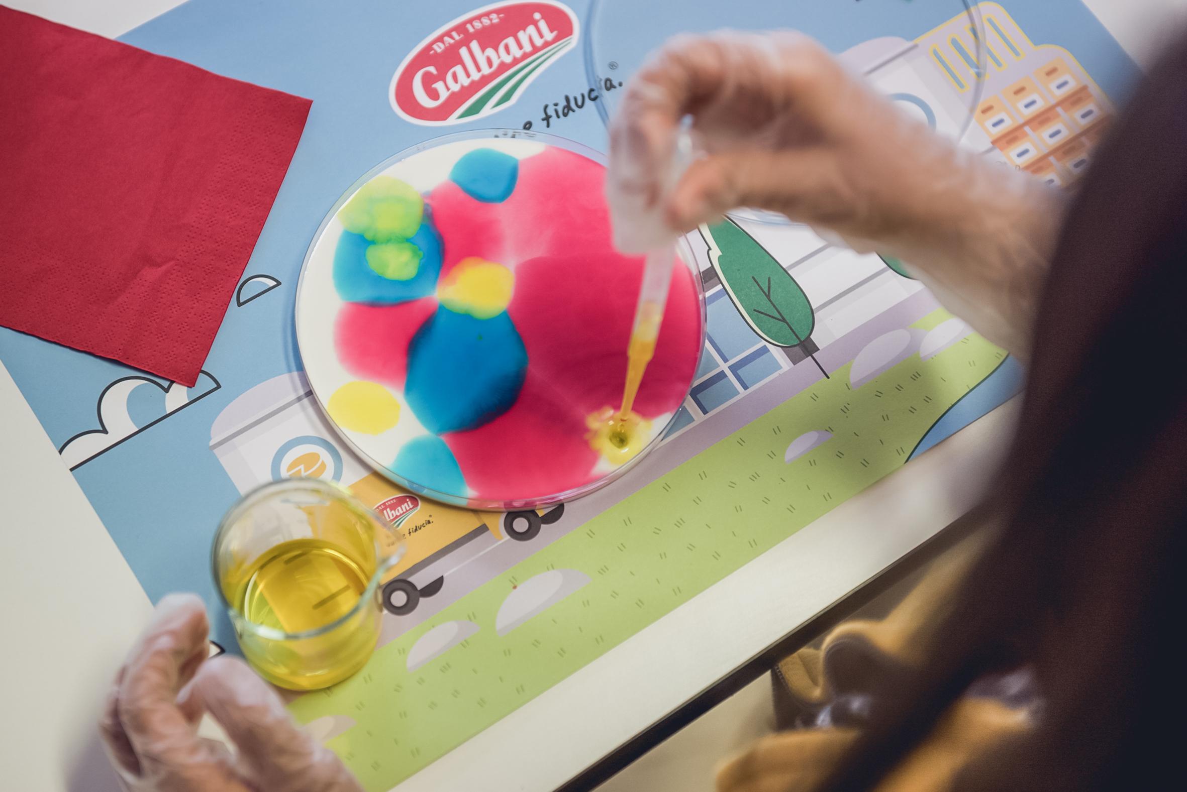 come nasce la certosa galbani _ laboratorio per i bambini