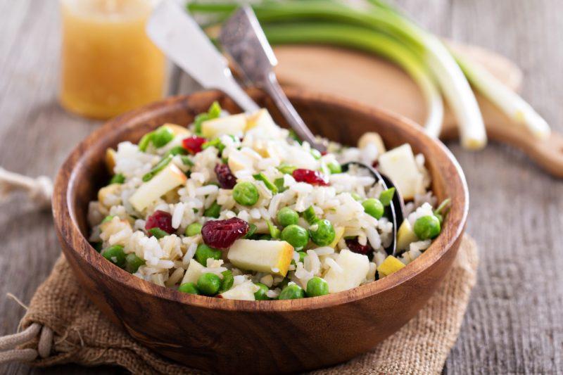 insalata di riso freddo