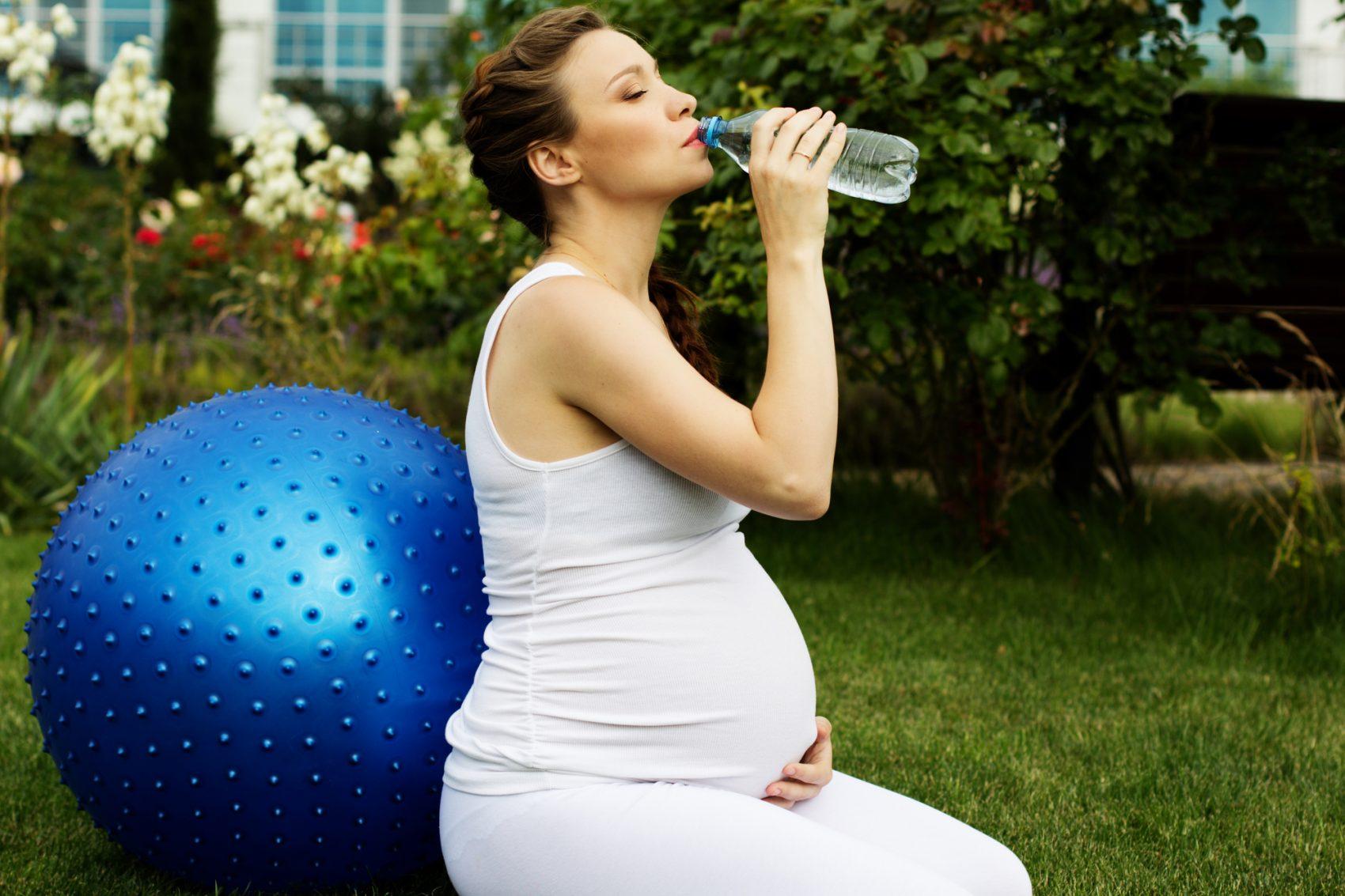 acqua in gravidanza