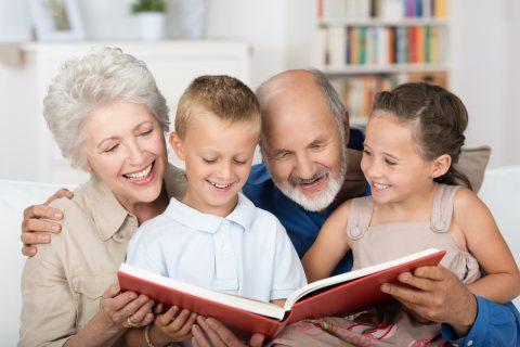 poesie per la festa dei nonni