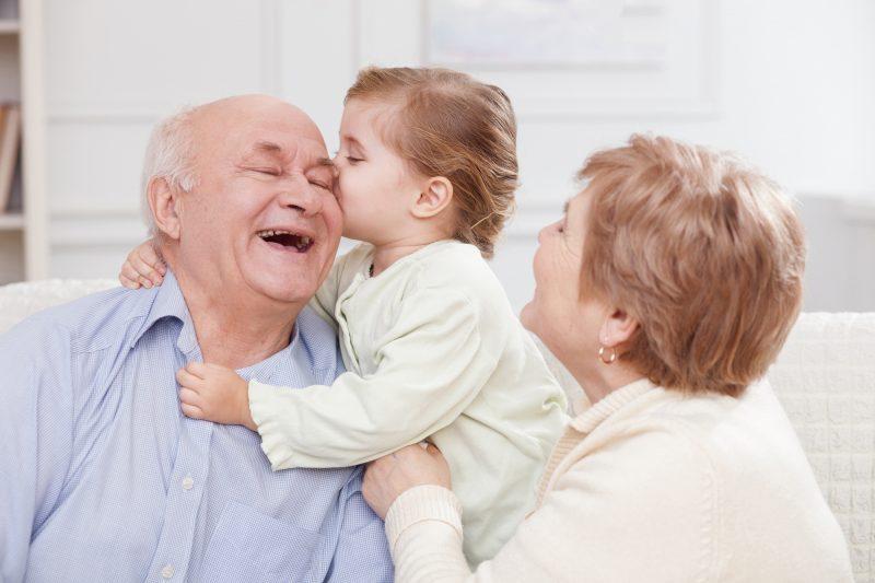 Quando è la festa dei nonni