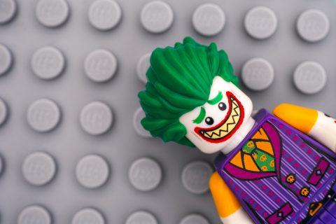 Joker lego