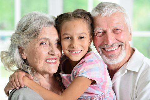 nonni e nipote