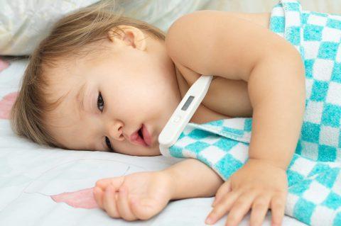 Febbre neonato