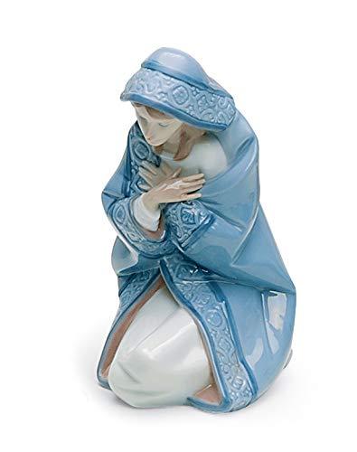 statuetta Maria presepe