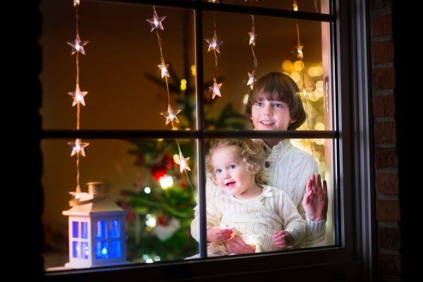 vigilia di Natale con i bambini
