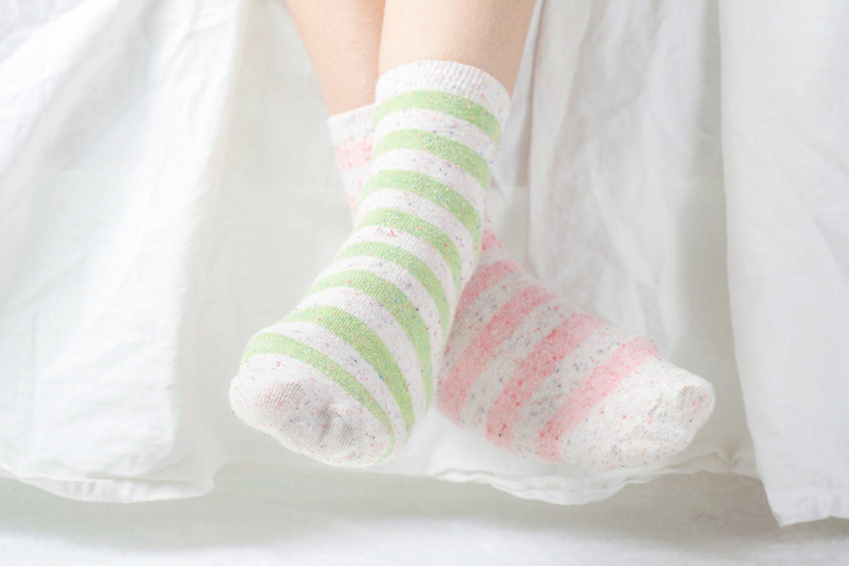 lavoretti coi calzini spaiati