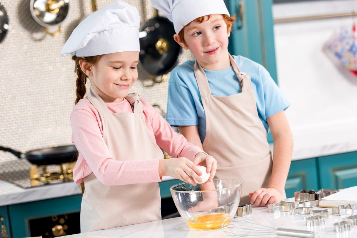 ricette facili da fare con i bambini