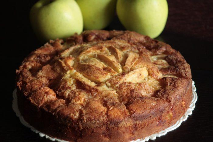 ricette facili da fare con i bambini torta di mele