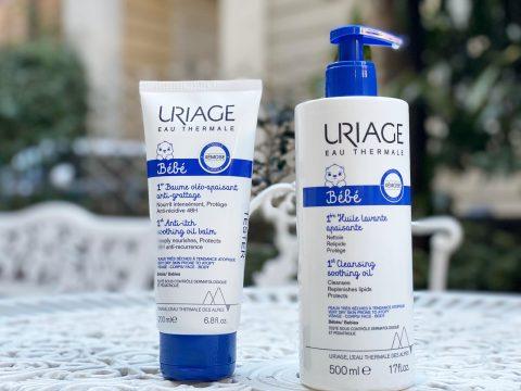 prodotti uriage per la cura della pelle del bebè