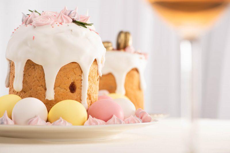 Menu di Pasqua a casa uova