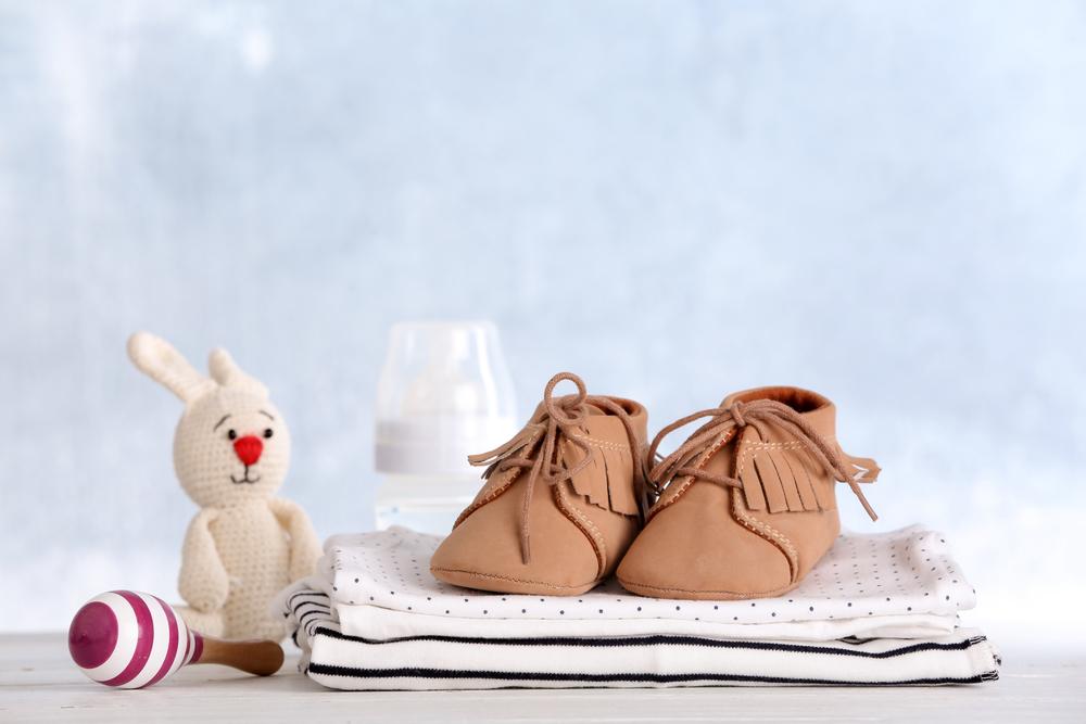Scarpine e accessori neonato