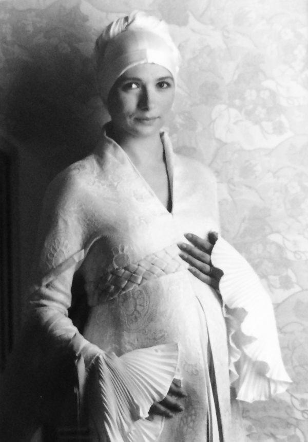 abiti da sposa per donne in attesa annagemma lascaari