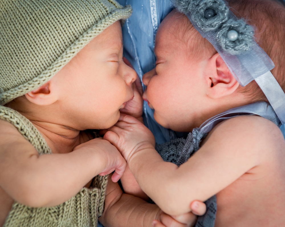 concepimento gemelli