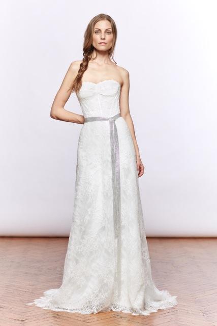 abito da sposa sirena