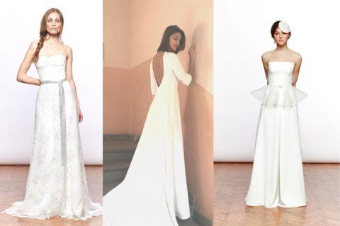 forme e stili abito da sposa