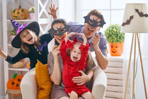 come festeggiare halloween con i bambini