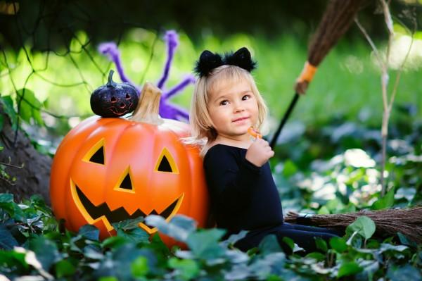 come festeggiare halloween con i bambini travestimenti