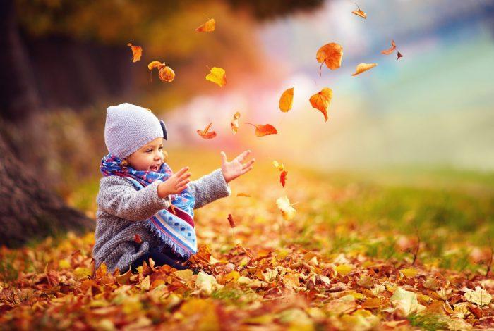 cosa fare in autunno con i bambini