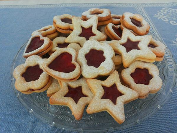 attività da mettere nel calendario dell'avvento i biscotti