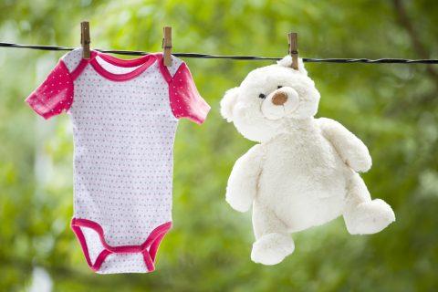 lavare vestiti neonato