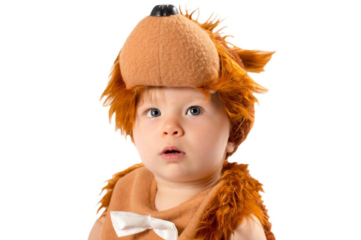 come vestire un neonato a carnevale costume