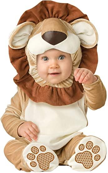 come vestire un neonato a carnevale costume leone amazon
