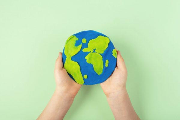 lavoretti per la giornata della terra per scuola dell'infanzia