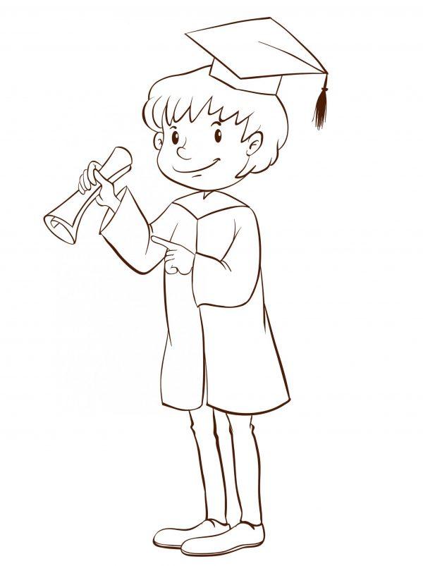 disegni da colorare per fine anno scolastico