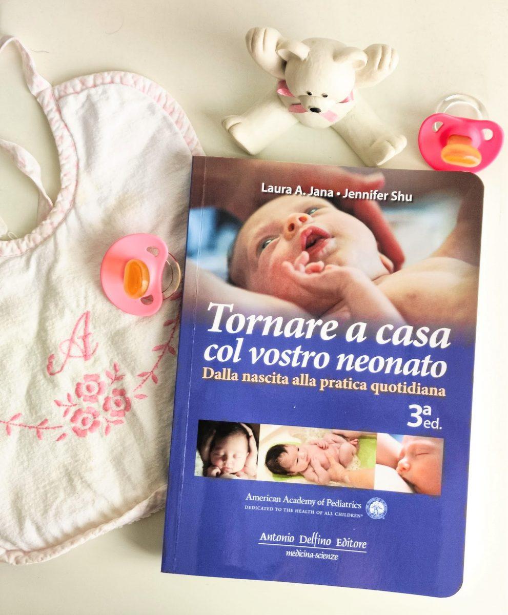 tornare a casa col vostro neonato libro per neogenitori