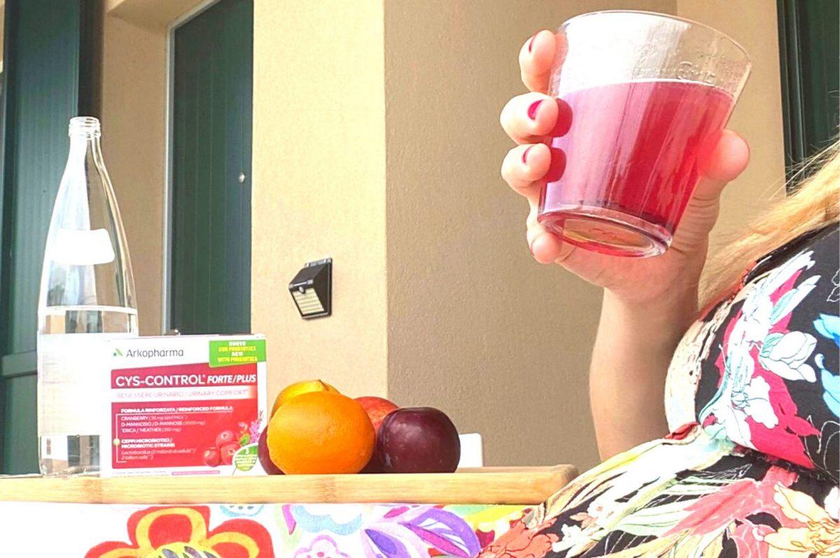 Cys-Control Forte cistite in gravidanza