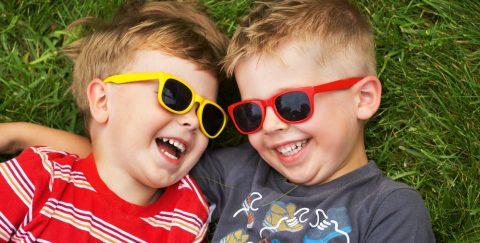 occhiali da sole bambini