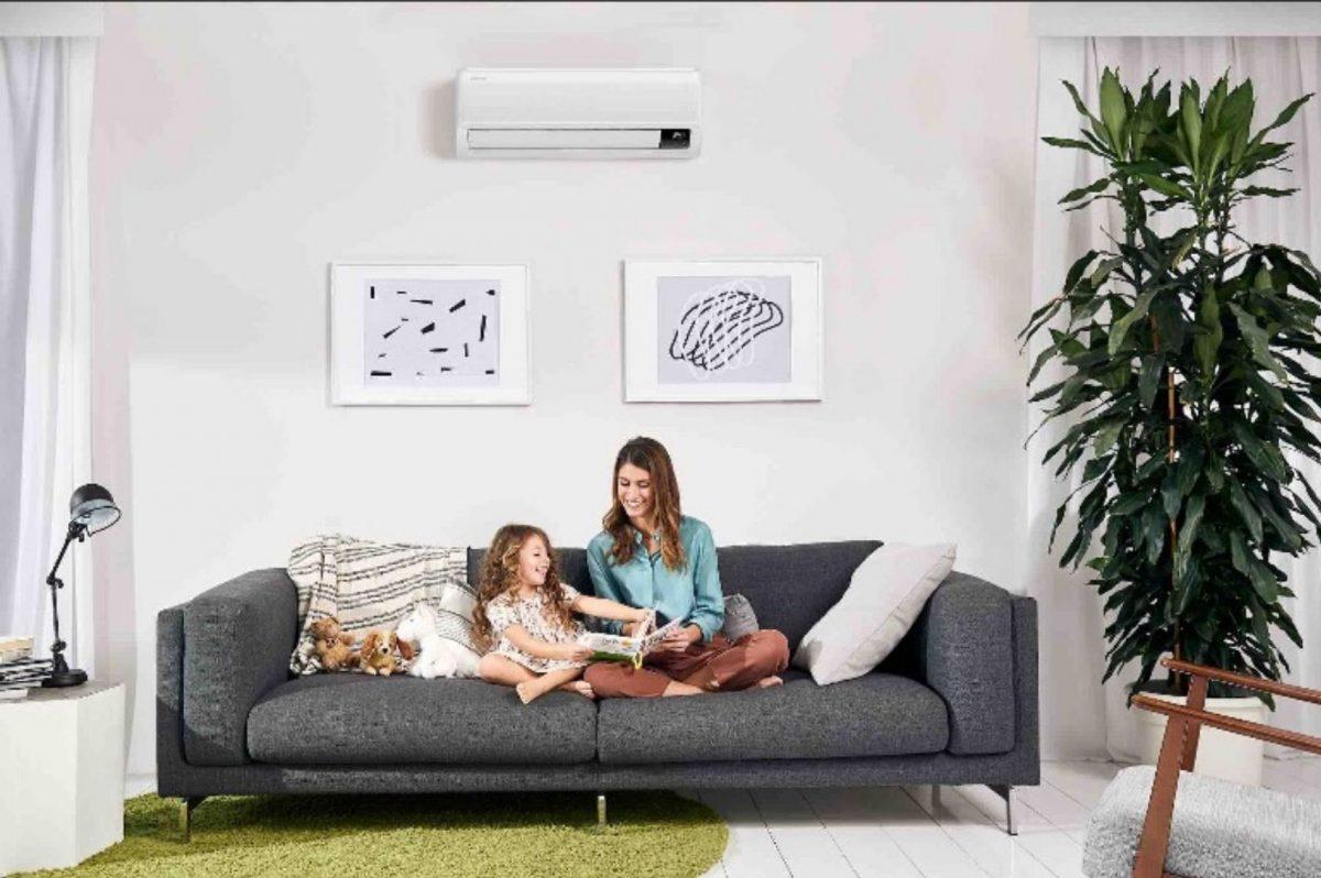 l'aria condizionata fa male ai bambini si o no