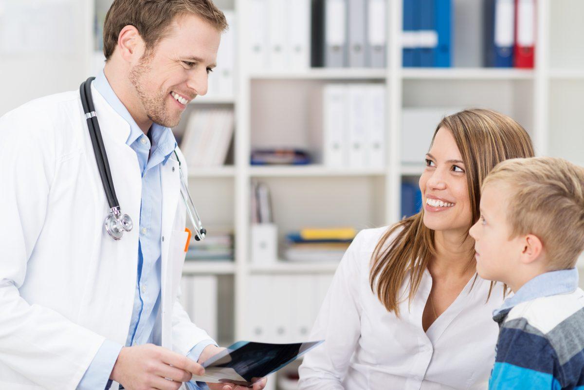 medico e famiglia salute