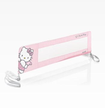 Letti Per Bambini Hello Kitty.Collezione Brevi Hello Kytty Sponda Letto Bed Guard Rosa