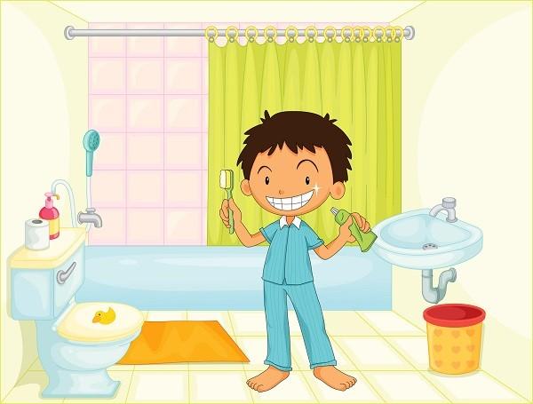 Lavarsi i denti prima di dormire: Sir Spazzolino e il MostroMangiadenti